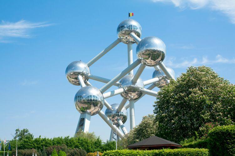 Postcard from Belgium