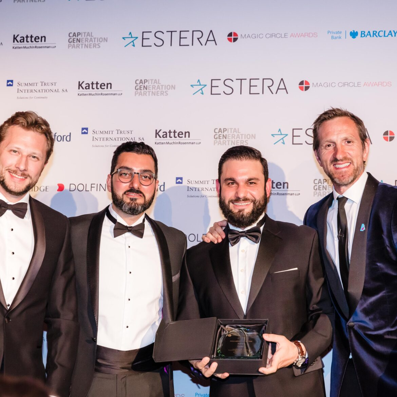 Citywealth awards Dolfin 'Innovation of the Year' | Dolfin
