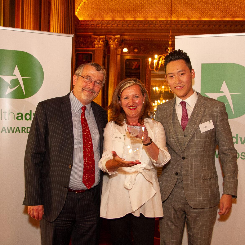 Dolfin awarded 'Best International Clients Team' by Wealth Adviser | Dolfin
