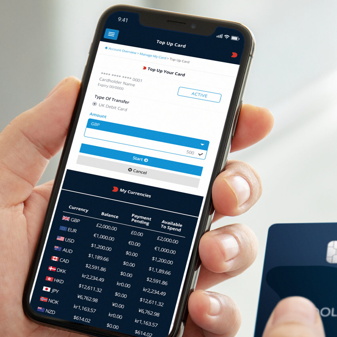 Dolfin launches international payment card and app | Dolfin