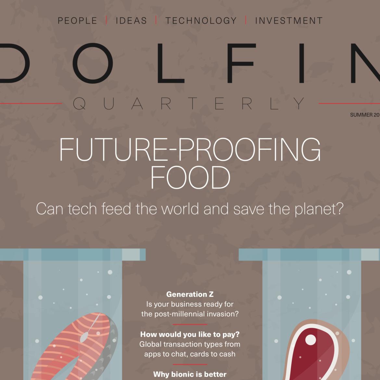 Dolfin Quarterly magazine now available online | Dolfin